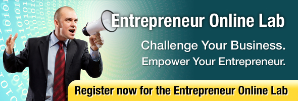 Entrepreneur Online Lab by the Digital Delusion Blog