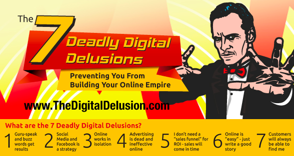 7 Deadly digital delusions doyle buehler