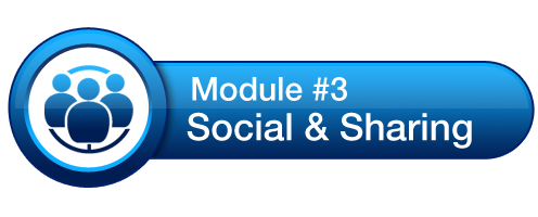 Entrepreneur Online Lab Module 3 - Social Media & Sharing